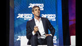 Democratic presidential candidate and former U.S. Rep Beto O'Rourke speaks at the 2019 Essence Festival at the Ernest N. Morial Convention Center on Saturday, July 6, 2019, in New Orleans. (Photo by Amy Harris/Invision/AP)