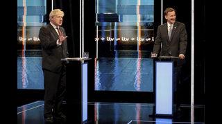 Johnson, Hunt raise Brexit stakes with Irish border views