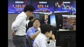Global shares mixed in lackluster trading, Nikkei falls 0.7%
