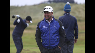 A homecoming for McDowell, the golfing son of Portrush