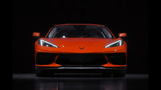 Corvette goes mid-engine for first time to raise performance