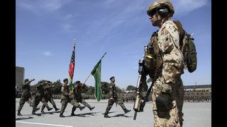 Explosion outside Kabul University kills 6, wounds 27