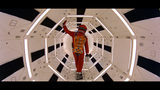 "This image released by Warner Bros. Pictures shows Keir Dullea in a scene from the 1968 film, ""2001: A Space Odyssey."" Space exploration was then an exciting possibility, but one far from realization. Stanley Kubrick and science-fiction author Arthur C. Clarke, convinced the moon was only the start, began to toil on a script together. It would be five years before astronauts landed on the moon, on July 20, 1969. Kubrick took flight sooner. ""2001: A Space Odyssey"" opened in theaters April 3, 1968. (Warner Bros. via AP)"