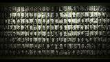 En esta imagen, tomada el 12 de julio de 2019, las fotografías de los conspiradores que intentaron sin éxito asesinar a Adolf Hitler el 20 de julio de 1944, expuestas en el Monumento a la Resistencia Alemana, en el edificio Bendlerblock, dentro del Ministerio de Defensa, en Berlín, Alemania. (AP Foto/Markus Schreiber)