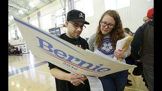Sanders campaign adapts after Washington