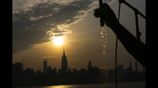Heat and humidity grip East Coast as Midwest gets reprieve