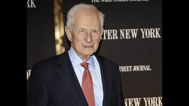 Scion of wealthy NYC family, Morgenthau was DA for decades | WFTV