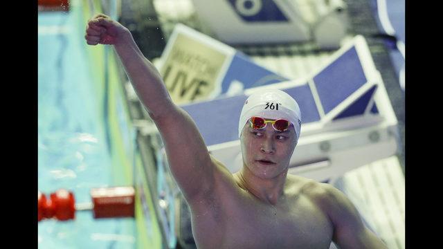 Sun Wins 200 Free Via Disqualification At World Swimming