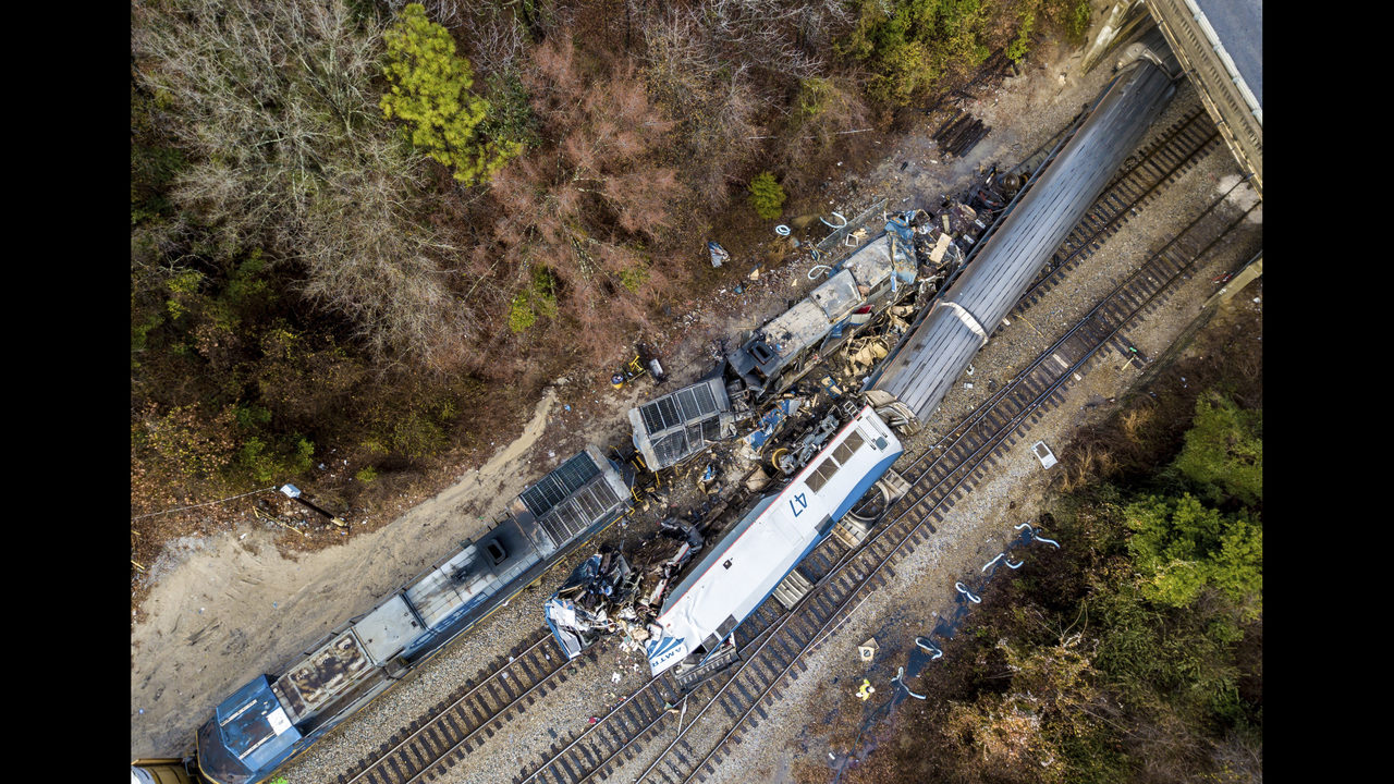 The Latest: Safety delays led to deadly 2018 Amtrak crash | WSOC-TV