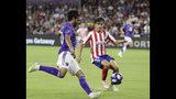Atletico Madrid beats MLS 3-0