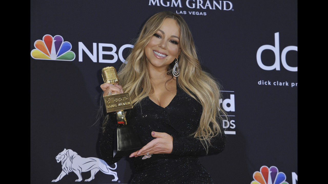 Mariah Carey records new song as theme for ABC's 'mixed-ish