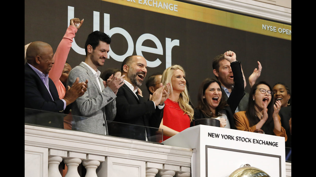 Uber loses $5 24B in 2Q after post-IPO stock payouts | FOX13