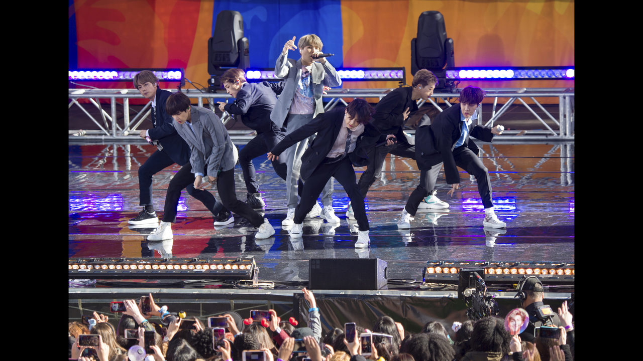 K-pop superstar group BTS will take 'extended' break | KIRO-TV