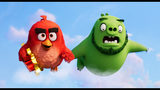 "This image provided by Sony Pictures shows Red (Jason Sudeikis), left, and Leonard (Bill Hader) in Columbia Pictures and Rovio Animations' Angry Birds 2. It's hard to have huge expectations for a movie called ""The Angry Birds Movie 2."" After all, it's not even a movie based on a smartphone game. It's a SEQUEL to a movie based on a smartphone game. But now that we've established that nobody's expecting Ingmar Bergman here, let's offer up some praise for this sequel-to-a-movie-based-on-a-smartphone-game, for finding a way to actually improve on the 2016 original in a way that's clever but not snarky, sweet but not syrupy. (Sony Pictures via AP)"