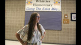 """First-grade teacher Hillary Madrigal is photographed at her school Thursday, Aug. 22, 2019, in Salt Lake City. Across the country, teachers and school districts alike are grappling with the latest political and economic realities of educator pay. Madrigal jumped to the nearby school district last year, lured by higher salaries that would allow her to quit her second job as a housekeeper and buy a new car. """"I have a college degree. I felt I could make a difference in people's lives as a teacher but to pay my bills ... I had to do people's laundry,"""" said Madrigal, who now works for the Salt Lake City School District. (AP Photo/Rick Bowmer)"""