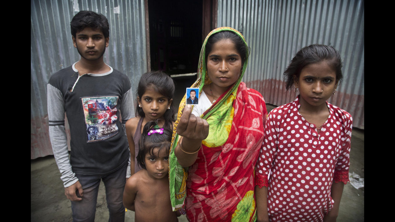 Citizenship list in Indian state sparks fears for millions