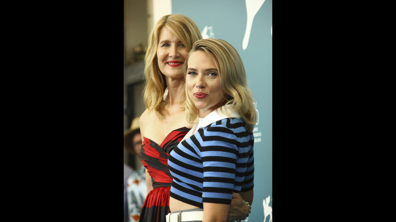 Scarlett Johansson says 'Marriage Story' felt fated | www