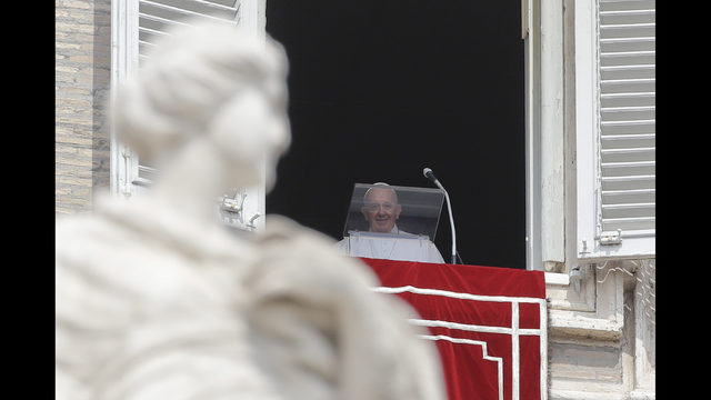 Pope names 13 new cardinals, including 2 who help migrants