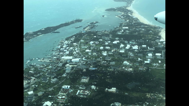 The Latest: Official says Bahamas death toll rises to 20
