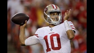 Struggling Buccaneers, 49ers hopeful for turnaround seasons