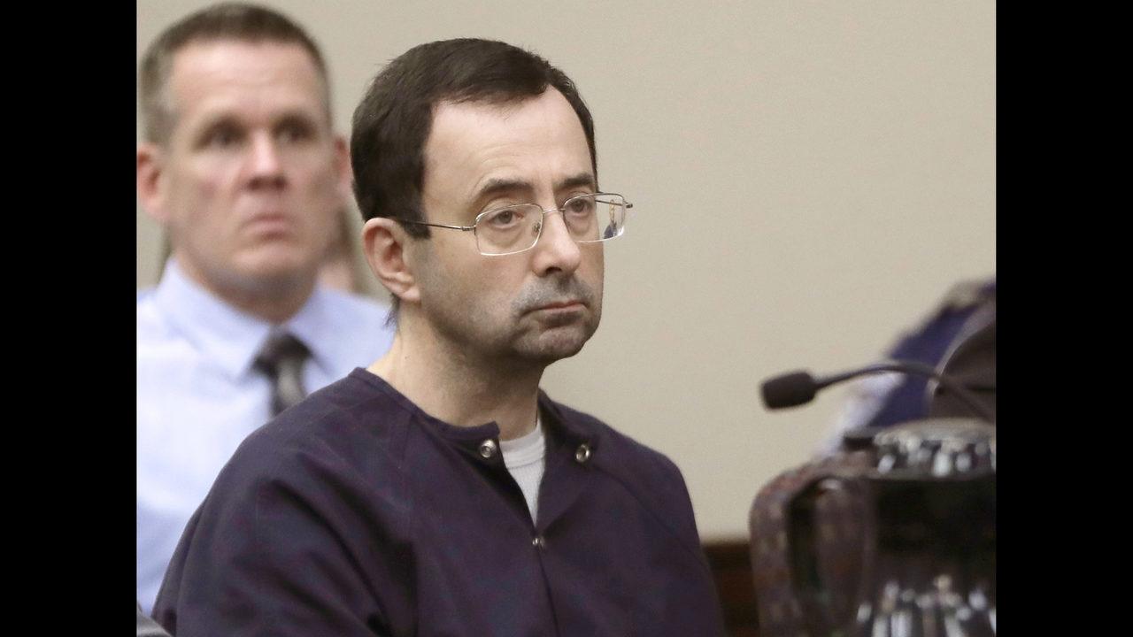 Michigan State University fined $4 6 million in Nassar case