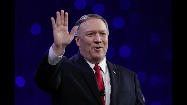 Kansas' Pompeo could swing Senate race, but will he run