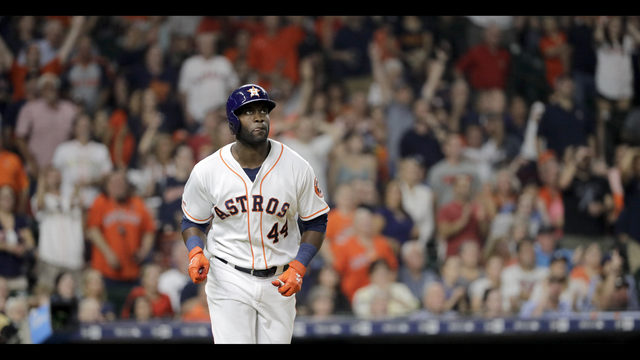 LEADING OFF: Astros romping, Trout out, long games | FOX13