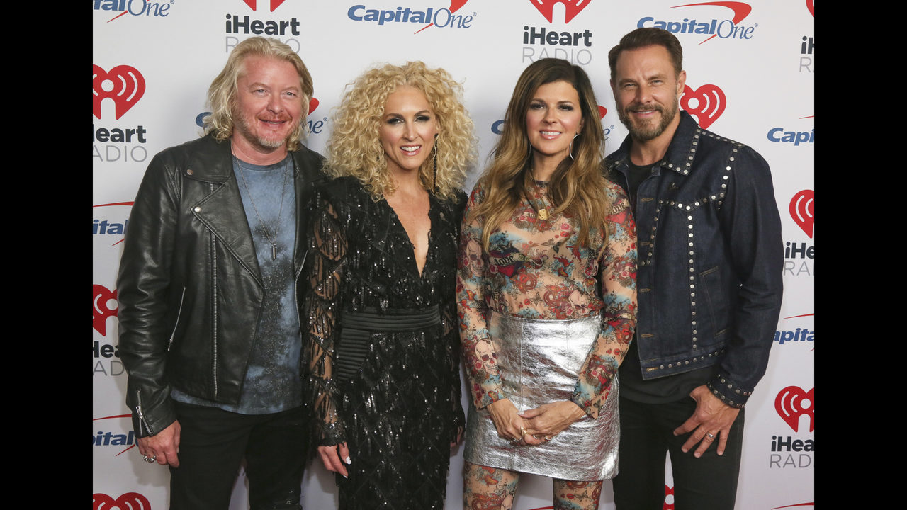 Little Big Town to reveal new album on historic theater tour