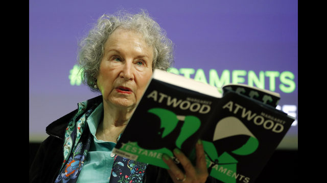 Atwood's 'The Testaments' returns to Gilead, with hype   FOX23