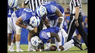 Injuries force SEC teams to alter quarterback plans   FOX13