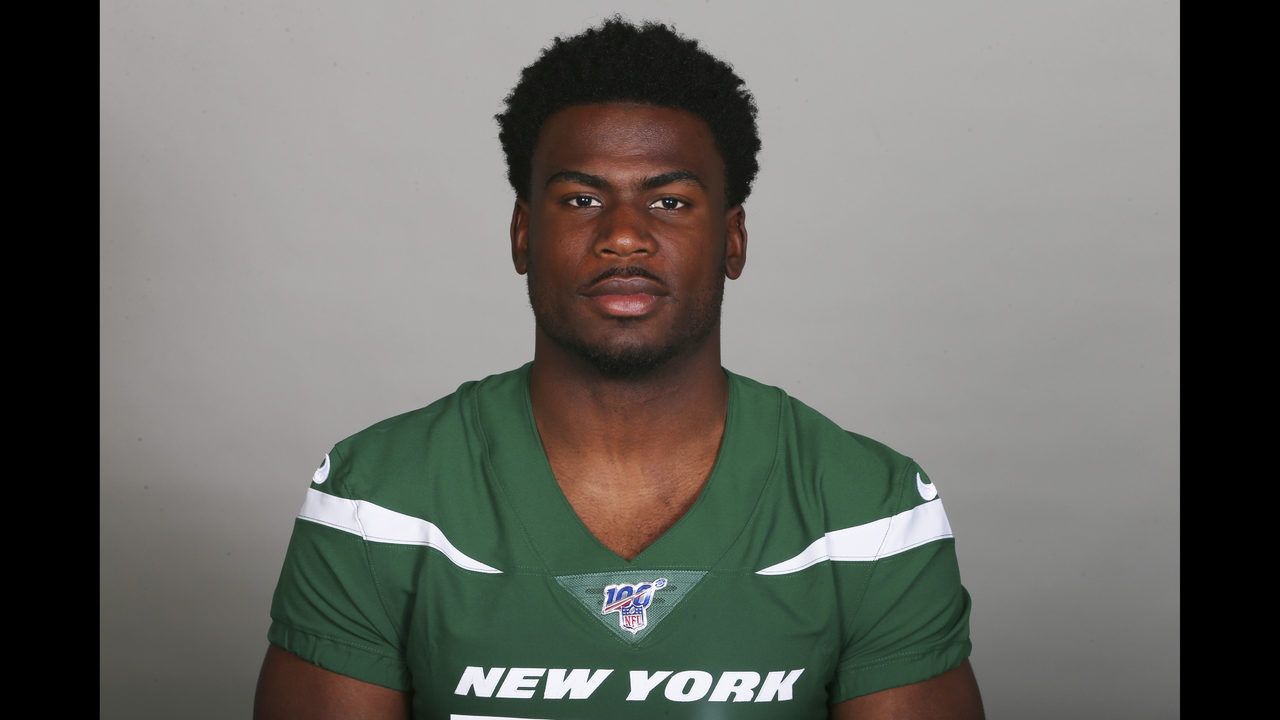 Jets WR Quincy Enunwa out for season with neck injury   WJAX-TV