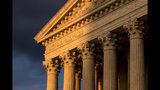 ARCHIVO - En esta fotografía del 10 de octubre de 2017 se muestra la Corte Suprema en Washington. (AP Foto/J. Scott Applewhite, Archivo)