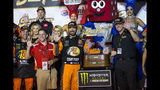 Column: Truex and Pearn find comfortable fit with Gibbs team