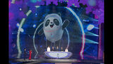 Bing Dwen Dwen, the official mascot for the Beijing 2022 Winter Olympic is revealed at a ceremony held at the Shougang Ice Hockey Arena in Beijing on Tuesday, Sept. 17, 2019. (AP Photo/Ng Han Guan)