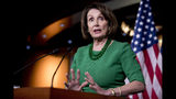 House Speaker Nancy Pelosi of Calif., speaks at a news conference on the House impeachment inquiry into President Donald Trump on Capitol Hill in Washington, Tuesday, Oct. 15, 2019. (AP Photo/Andrew Harnik)