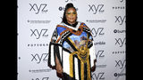 """FILe - This Sept. 20, 2019 file photo shows singer Lizzo at the 92nd Street Y in New York. There's a debate about the truth behind Lizzo's """"Truth Hurts."""" The songwriting brothers Justin and Jeremiah Raisen, who worked on Lizzo's other song """"Healthy,"""" claim say they deserve writing credit on """"Truth Hurts"""" since the song borrows a line from a tune they co-wrote. (Photo by Evan Agostini/Invision/AP, File)"""