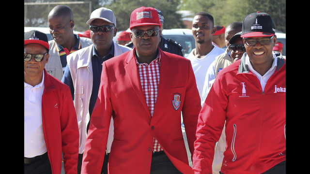 Botswana, calm for decades, faces surprising election fight