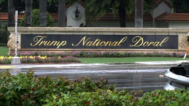 Trump drops plan to host G-7 at Doral