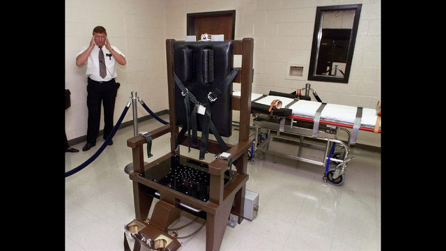 Magnificent In Tennessee Inmates Opt For Electric Chair Over Injection Dailytribune Chair Design For Home Dailytribuneorg