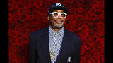 FILE - This Oct. 5, 2019 file photo shows Spike Lee at the grand opening of Tyler Perry Studios in Atlanta. Lee will receive Film at Lincoln Center's 46th Chaplin Award. Lincoln Center announced Thursday, Nov. 7, that the 62-year-old filmmaker will be honored in its annual fundraising gala on April 27. (Photo by Elijah Nouvelage/Invision/AP, File)