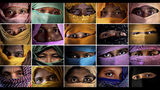 "-FILE- This combo photo comprises of portraits of some of the Rohingya Muslim women taken during an interview with The Associated Press in November 2017 in Kutupalong and Gundum refugee camp in Bangladesh. They said they were raped by members of Myanmar's armed forces. The use of rape by Myanmar's armed forces has been sweeping and methodical, the AP found in interviews with 29 Rohingya Muslim women and girls now in Bangladesh. Gambia has filed a case at the United Nations' highest court in The Hague Monday, Nov. 11, 2019, accusing Myanmar of genocide in its campaign against the Rohingya Muslim minority. A statement released Monday by lawyers for Gambia says the case also asks the International Court of Justice to order measures ""to stop Myanmar's genocidal conduct immediately."" (AP Photo/Wong Maye-E, file)"