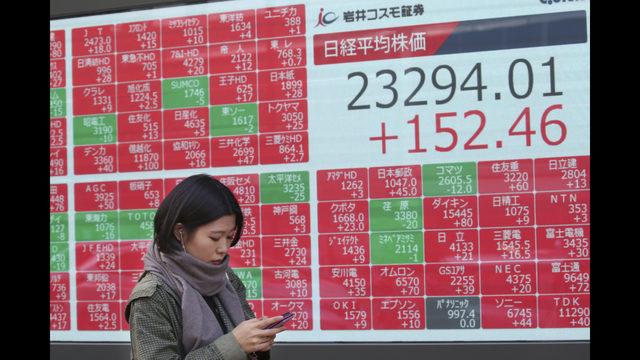 Stock prices surge on bullish talk on China-US...
