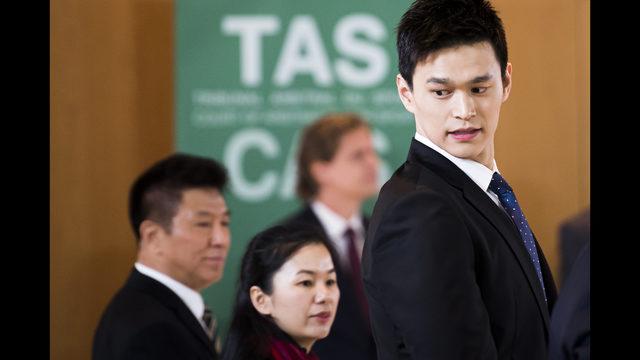 Translation issues mar start of Sun Yang doping...