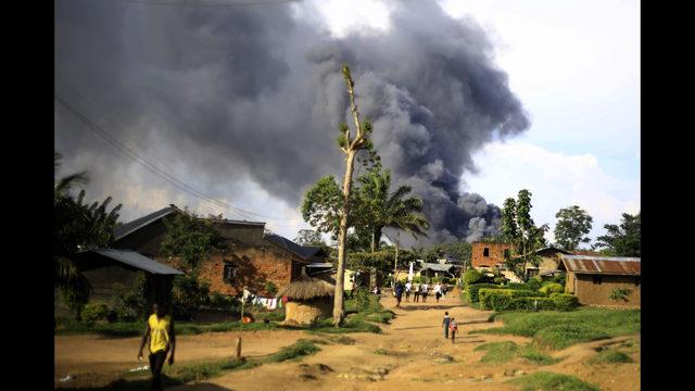 Disturbios en este del Congo afectan campaña anti-ébola