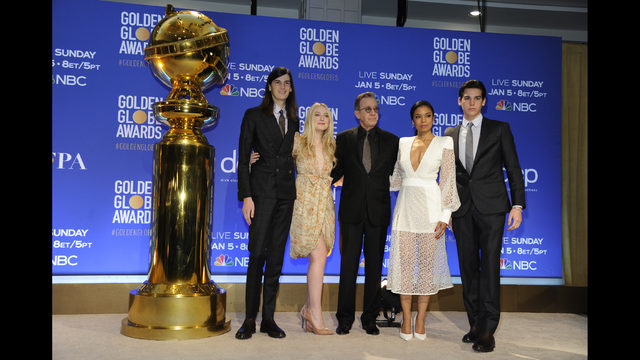 golden globe nominations - photo #18
